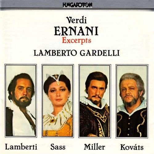 Verdi: Ernani de Sylvia Sass