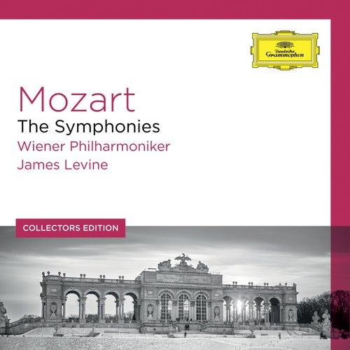 Mozart: The Symphonies (Collectors Edition) by James Levine