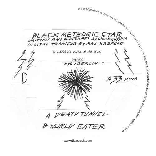 Death Tunnel / World Eater von Black Meteoric Star