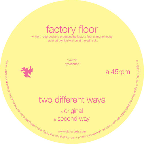 Two Different Ways by Factory Floor
