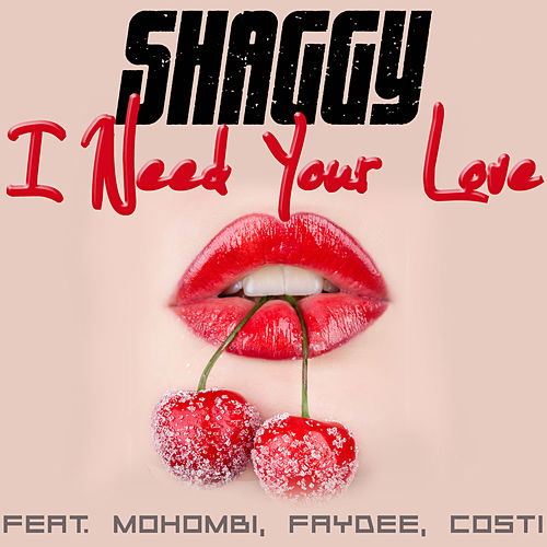 I Need Your Love by Shaggy