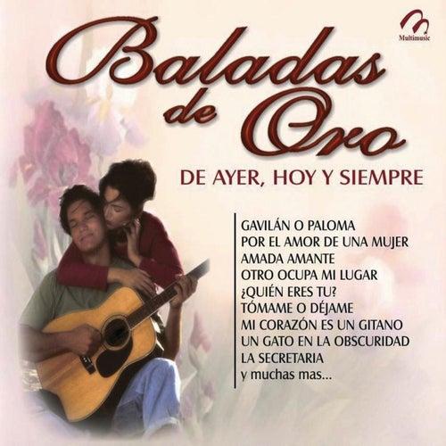 Baladas de Oro de Ayer, Hoy y Siempre de Various Artists