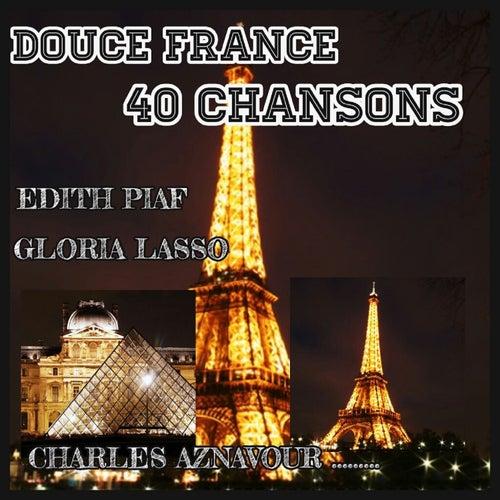 Douce France, 40 Chansons de Various Artists
