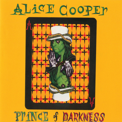 Prince Of Darkness de Alice Cooper