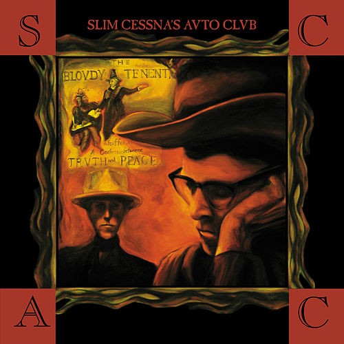 The Bloudy Tenent Truth Peace by Slim Cessna's Auto Club