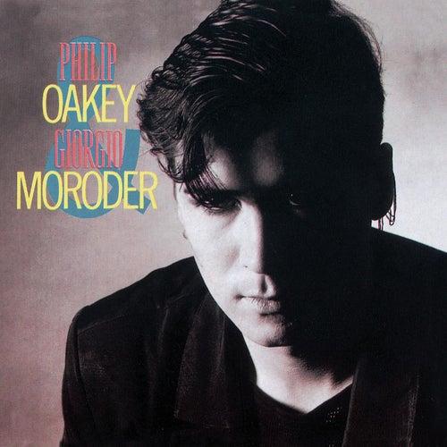 Philip Oakey & Giorgio Moroder by Giorgio Moroder