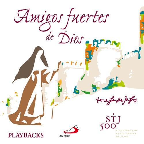 Amigos Fuertes de Dios (Playbacks) de Various Artists