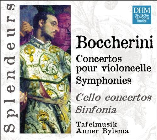DHM Splendeurs: Boccherini: Concertos Violoncelle by Various Artists