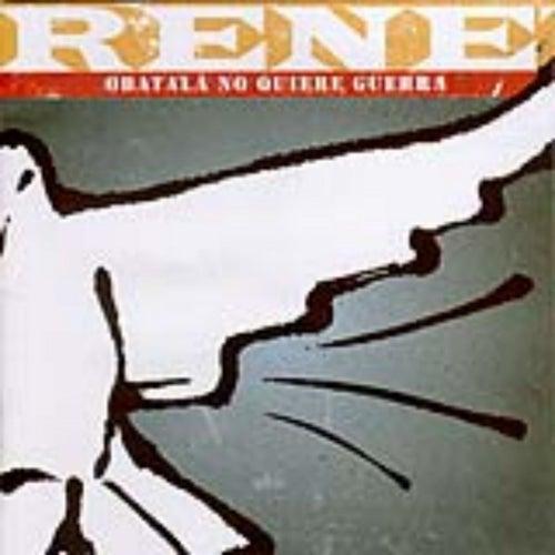 Obatalá No Quiere Guerra by René