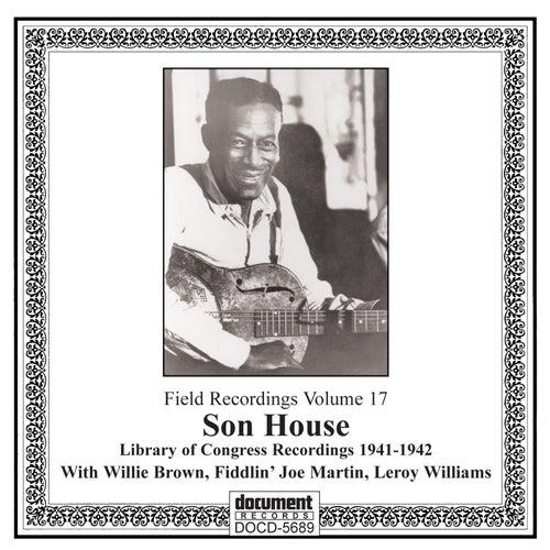Son House Library of Congress Recordings 1941-1942 de Various Artists