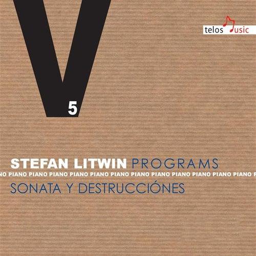 Sonata y destrucciónes von Stefan Litwin