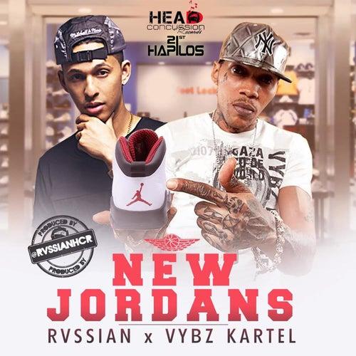 New Jordans by Rvssian