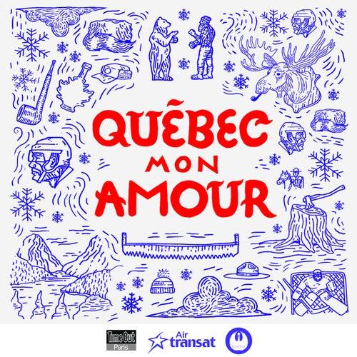 Québec mon amour de Various Artists
