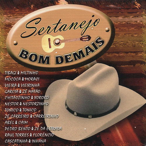 Sertanejo Bom Demais de Various Artists