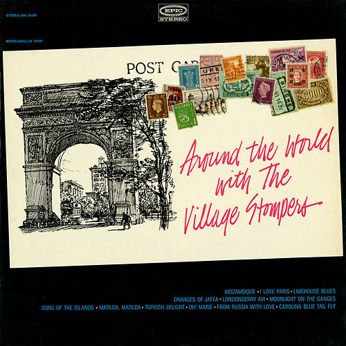 Around the World fra The Village Stompers