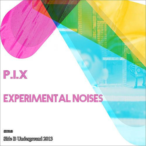 Experimental Noises - Single de Pix