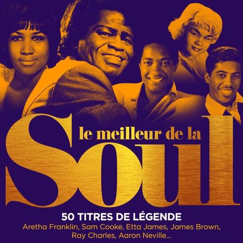 Le meilleur de la Soul - 50 titres de légende de Various Artists