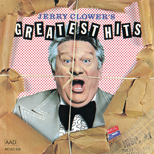 Jerry Clower's Greatest Hits by Jerry Clower