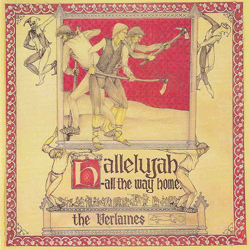 Hallelujah - All the Way Home de The Verlaines