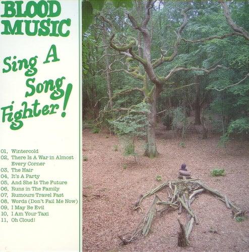 Sing A Song Of A Fighter von Blood Music