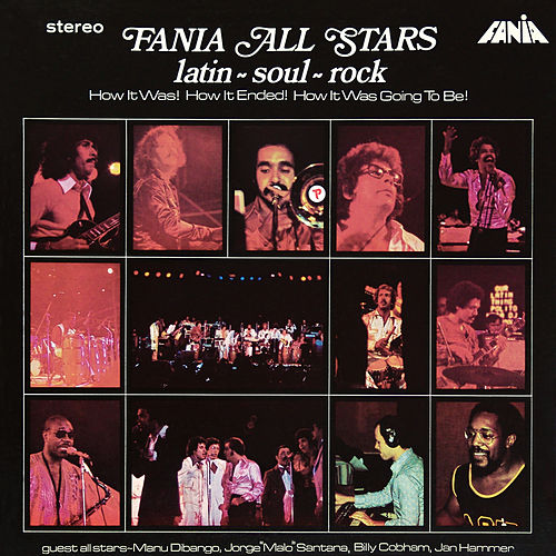 Latin-Soul-Rock de Fania All-Stars