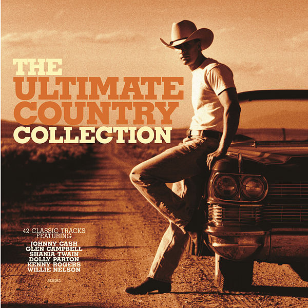 Country The Ultimate Collection: Ultimate Country Collection (2CD Set) By Various Artists