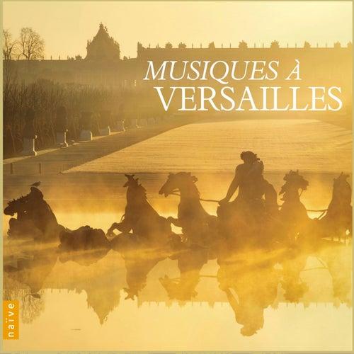 Coffret Musiques à Versailles de Various Artists