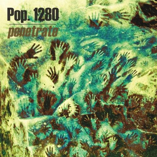 Penetrate b/w Krankenschwester by Pop. 1280