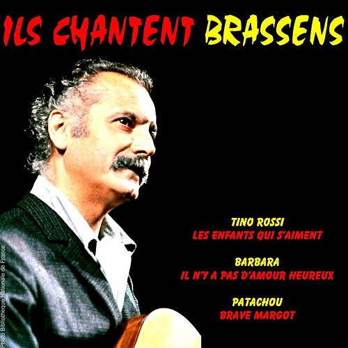 Ils chantent brassens von Various Artists