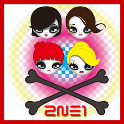 2NE1 2nd Mini Album de 2NE1