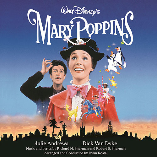 Mary Poppins di Julie Andrews