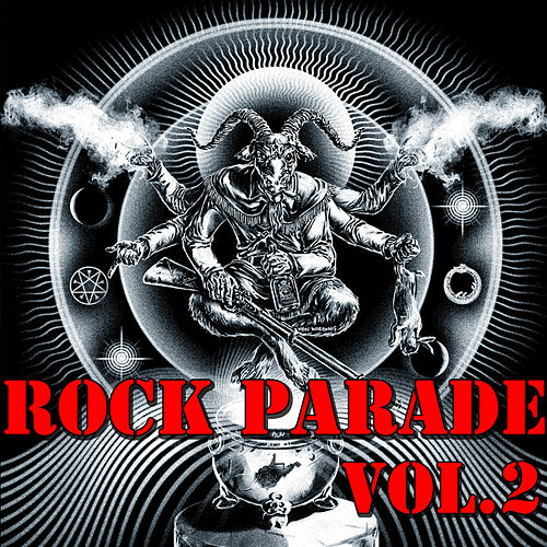 Rock Parade Vol.2 by Various Artists