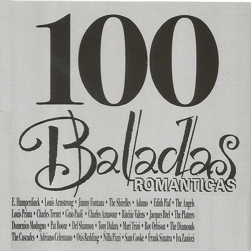 100 Baladas Romanticas de Various Artists