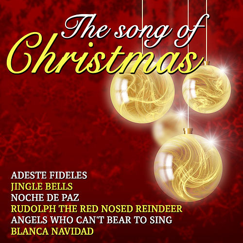 The Song of Christmas de Steve Cast Orchestra