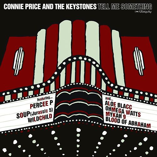 Tell Me Something by Connie Price & Keystones