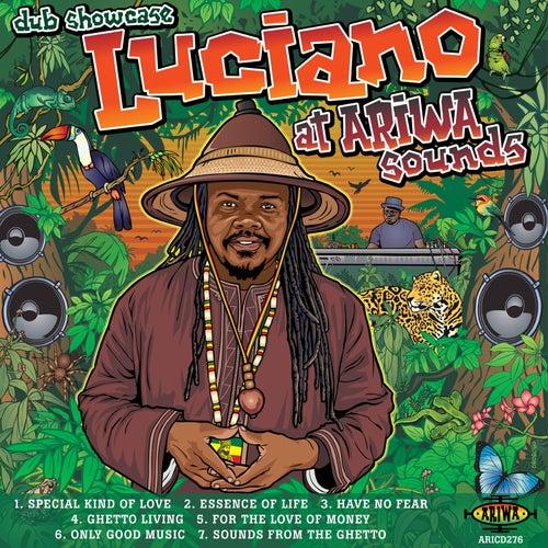 Luciano at Ariwa de Luciano