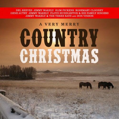 A Very Merry Country Christmas de Various Artists