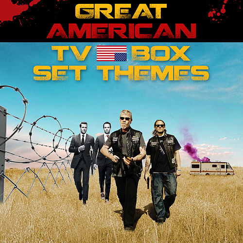 Great American T.V. Boxset Themes von L'orchestra Cinematique