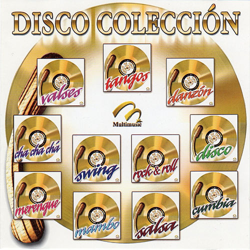 Disco Colección von Various Artists