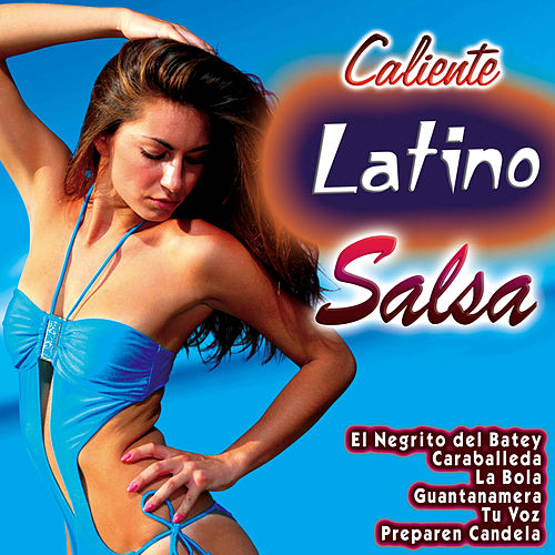 Caliente Latino Salsa de Various Artists