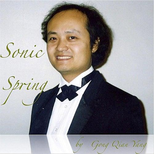Sonic Spring by Gong Qian Yang by Gong-Qian Yang