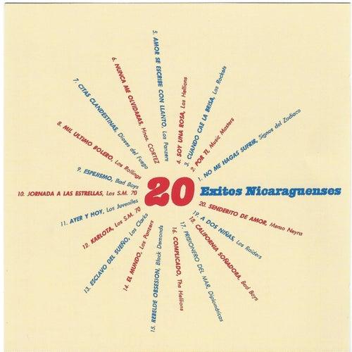 20 Exitos Nicaraguenses de Various Artists