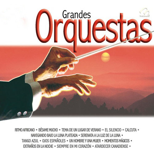 Grandes Orquestas von Various Artists