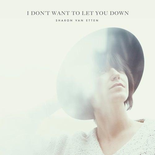 I Don't Want to Let You Down de Sharon Van Etten
