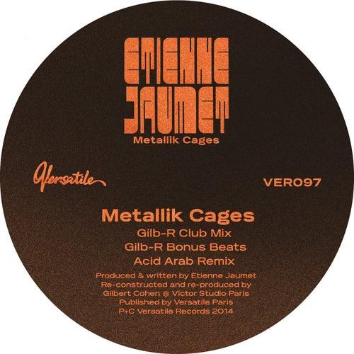Metallik Cages von Etienne Jaumet