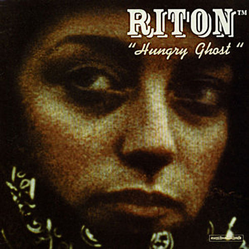 Hungry Ghost - EP von Riton