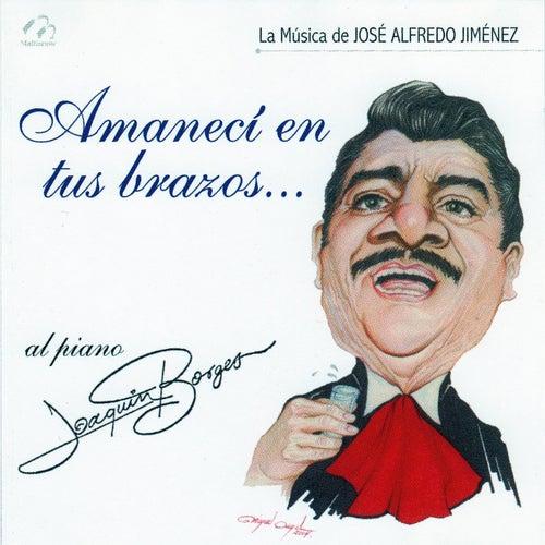 Amaneci en Tus Brazos (La Música de José Alfredo Jiménez) von Joaquin Borges