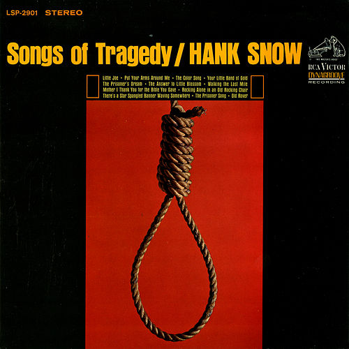 Sons of Tragedy by Hank Snow