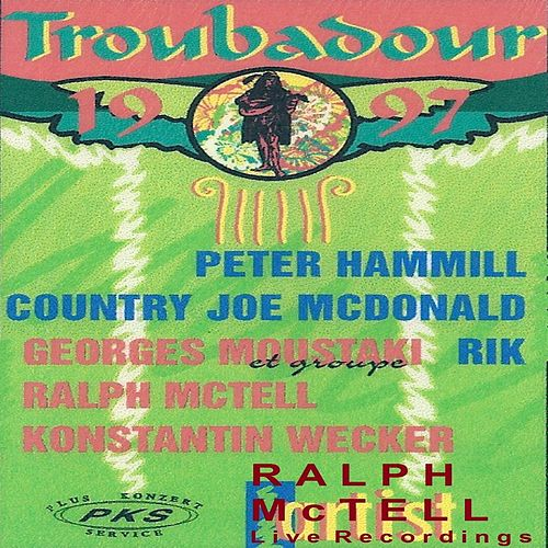Live at Troubadour Festival 1997 von Ralph McTell