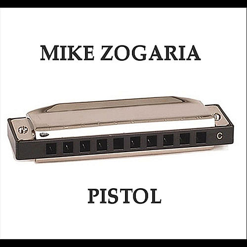 Pistol by Mike Zogaria